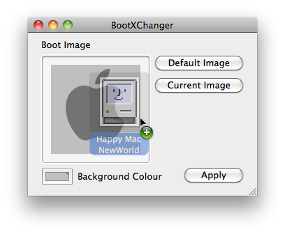 BootXChanger Screenshot